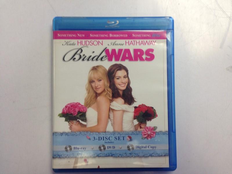Bride Wars (Blu-ray, 2009)