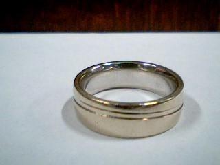 Lady's Gold Wedding Band 10K Yellow Gold 6.4g Size:6