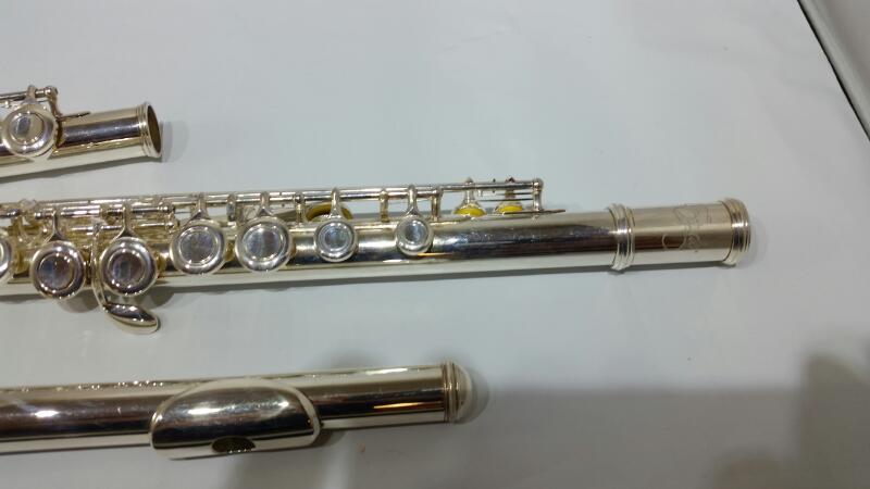 Etude EFL-100 Silver Plated Student Flute w/ Hard Case