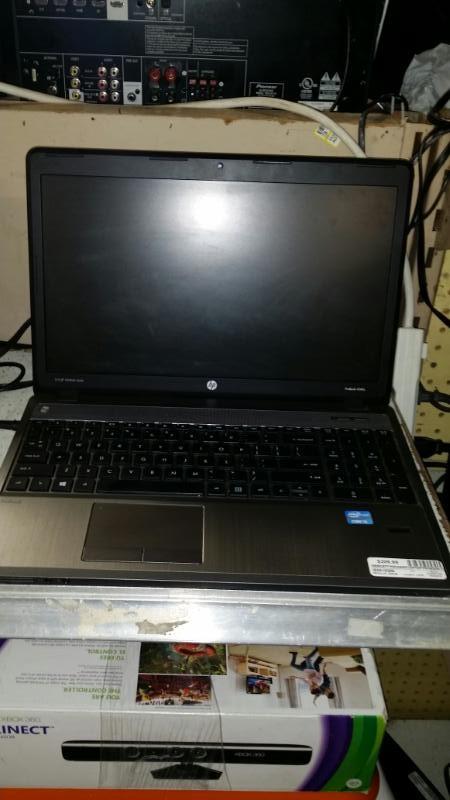 HEWLETT PACKARD Laptop/Netbook PROBOOK 4540S