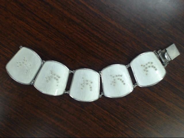 Silver Bracelet 925 Silver 65.5g