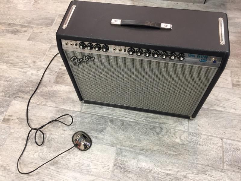 FENDER Electric Guitar Amp 68 CUSTOM TWIN REVERB