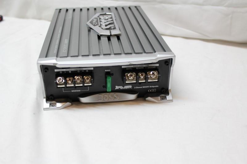 BOSS Car Amplifier AR1200.2