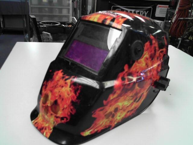 LINCOLN ELECTRIC Welding Helmet WELDING HELMET