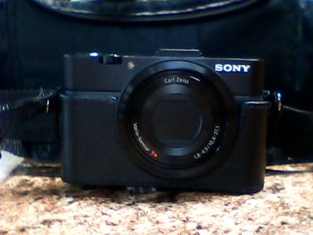 SONY Digital Camera RX100 II