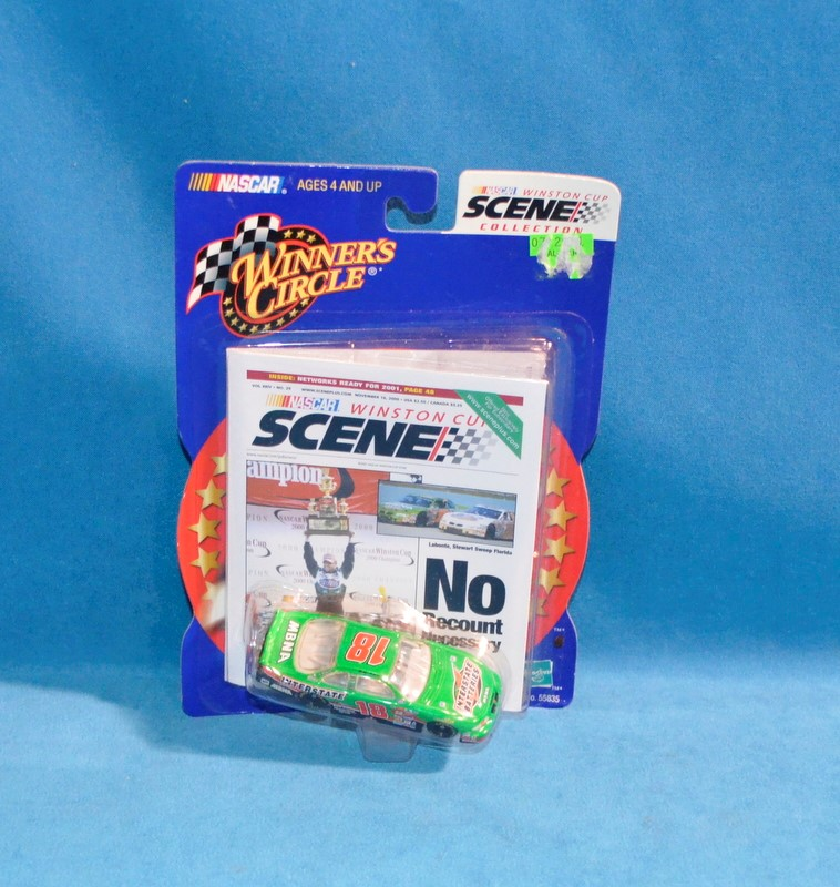 WINNERS CIRCLE Bobby Labonte #18 1:64 Diecast Car