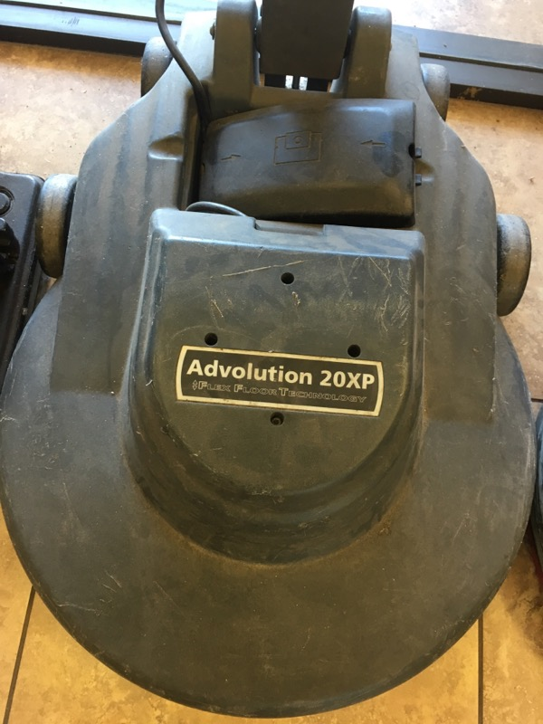 ADVANCE INDUSTRIAL Polisher ADVOLUTION 20XP