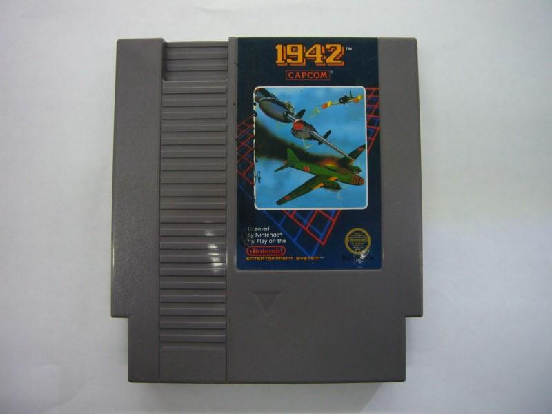 NINTENDO NES Game 1942 *CARTRIDGE ONLY*