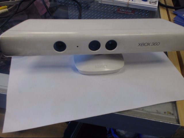MICROSOFT Video Game Accessory XBOX 360 KINECT SENSOR - 1414