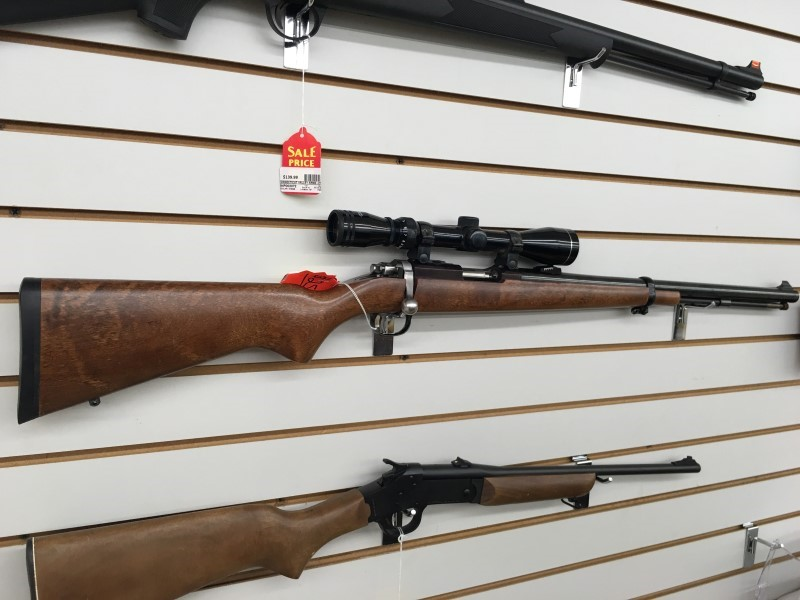 RUGER Rifle 77/50RSO OFFICERS MODEL