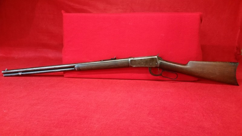 """Winchester Model 1894 Lever Action Rifle - 26"""" - 38-55"""