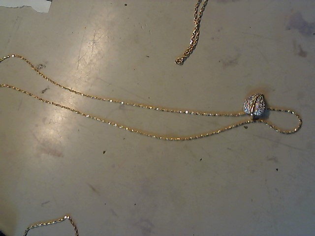 Gold Chain 14K Yellow Gold 5.8g