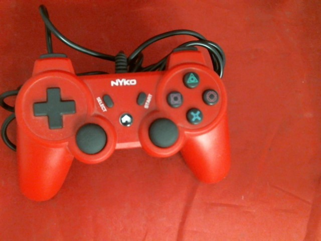 NYKO CONTROLLER red