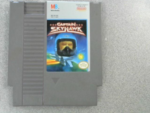 NINTENDO Nintendo NES Game CAPTAIN SKYHAWK