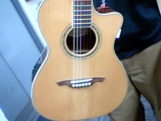 WECHTER Electric-Acoustic Guitar WV-5513CE