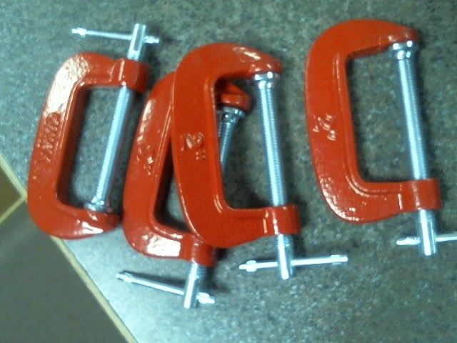 """CHINA Miscellaneous Tool 2"""" CLAMPS"""