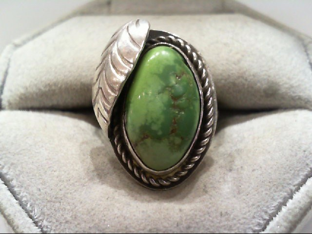 Lady's Silver Ring 925 Silver 6.5g