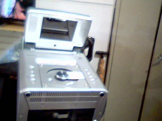 AUDIOVOX Portable DVD Player VBP5000