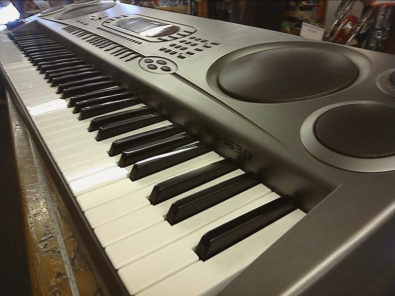 CASIO Keyboards/MIDI Equipment WK-1630
