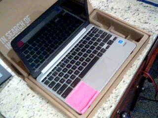 ASUS Laptop/Netbook C201P