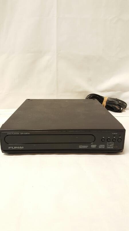 FUNAI DVD Player DP100FX4