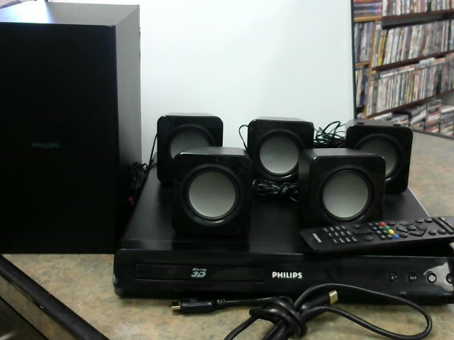 PHILIPS Home Media System HTB3524/F7