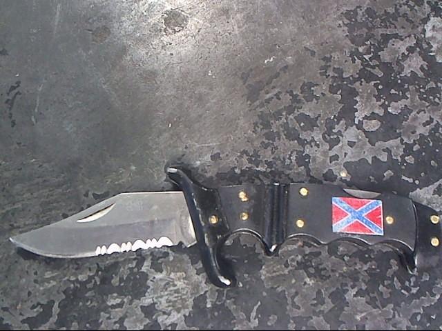 FURY KNIVES Hunting Knife SKIN KNIFE