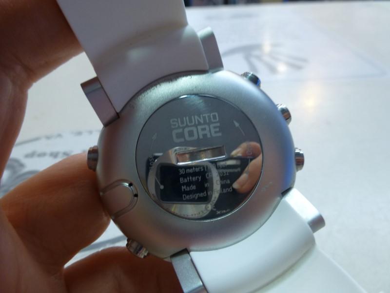 Suunto Core Alu Pure White #SS018735000