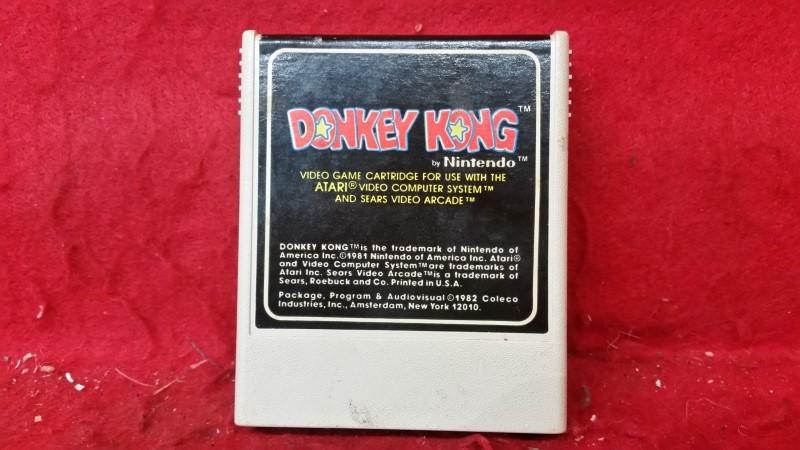 Donkey Kong Jr. (Atari 2600)