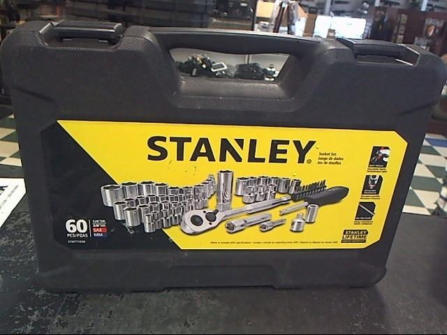 STANLEY Sockets/Ratchet STMT71650