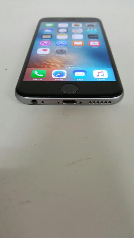 Apple iPhone 6s, 16gb (MKRR2LL/A, Space Gray, Sprint)