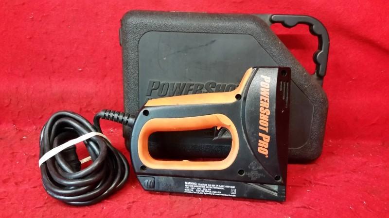 Arrow Power Shot Pro Heavy Duty Electric Staple & Nail Gun 9100