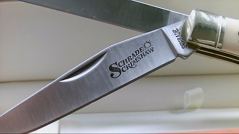 Schrade Pocket Knife 296OTWW