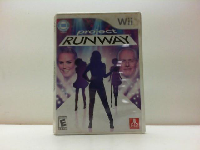 NINTENDO Nintendo Wii Game PROJECT RUNWAY