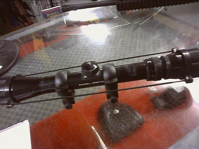 BUSHNELL Firearm Scope SPORTVIEW 3X9X32
