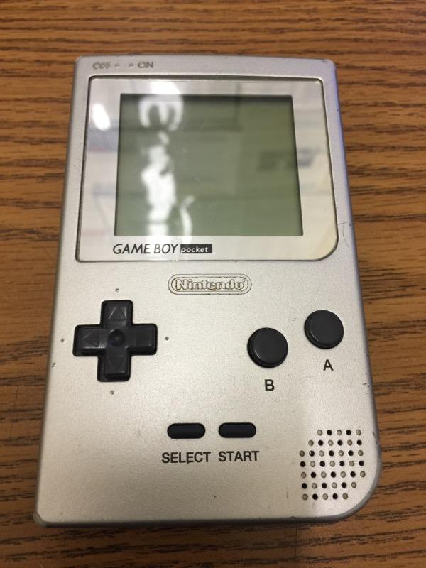 NINTENDO Game Boy MGB-001 GAMEBOY POCKET