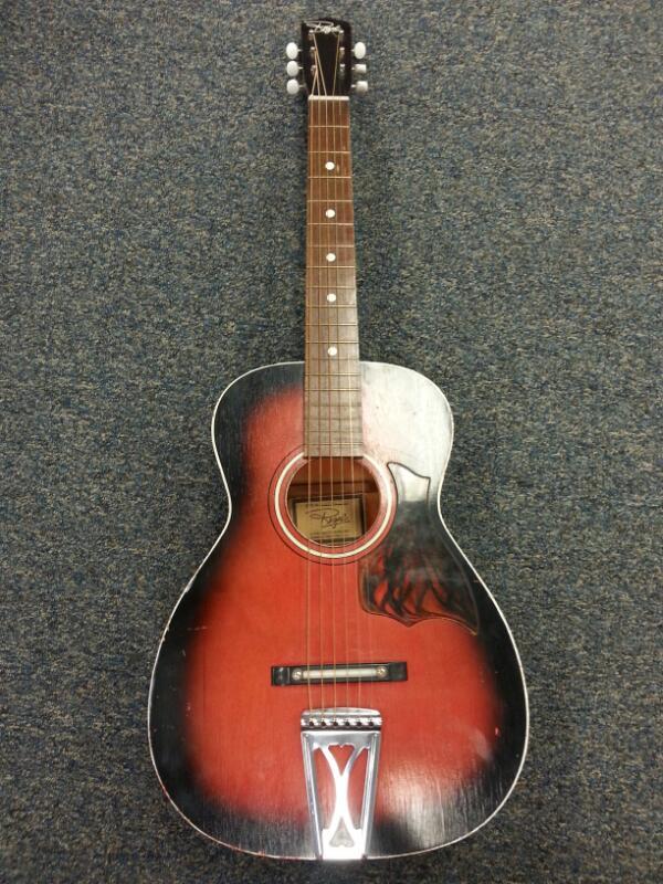 REGAL GUITAR Acoustic Guitar T-12]