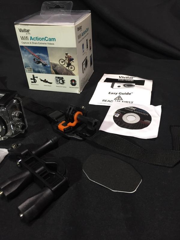 VIVITAR Digital Camera DVR 794HD