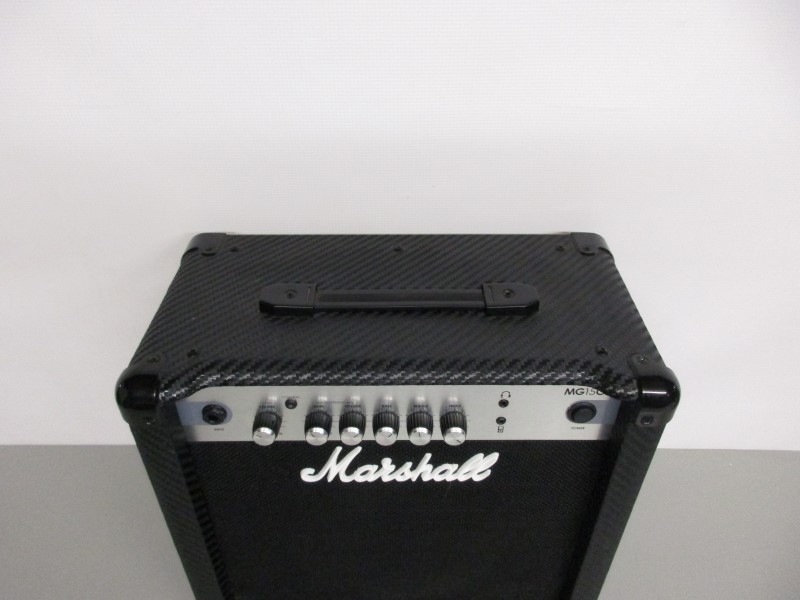 MARSHALL MG15CF PRACTICE COMBO AMPLIFIER