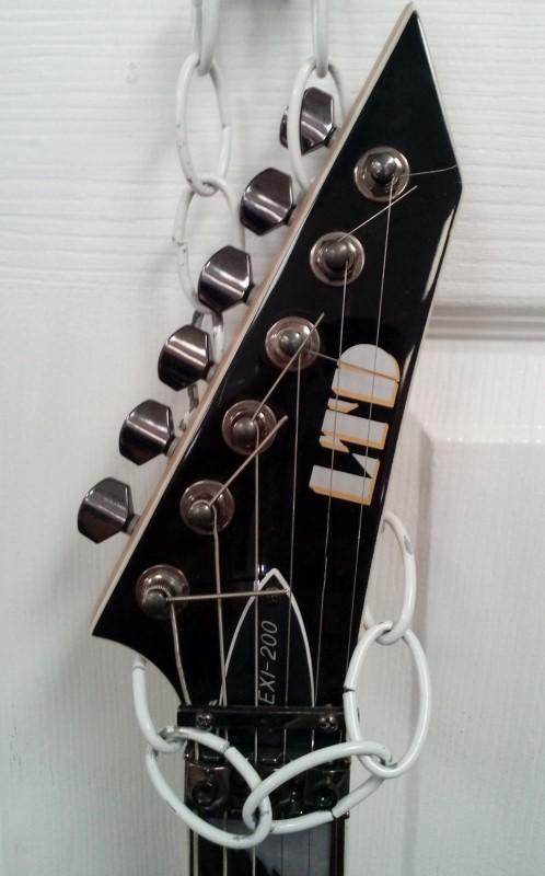 ESP Ltd Alexi Laiho 200 Signature Series Guitar *Has Damage*