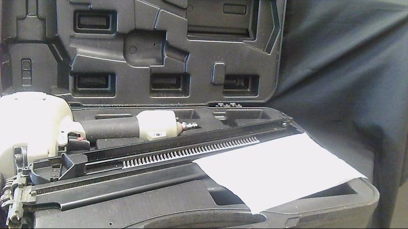 PORTER CABLE Nailer/Stapler FR350A