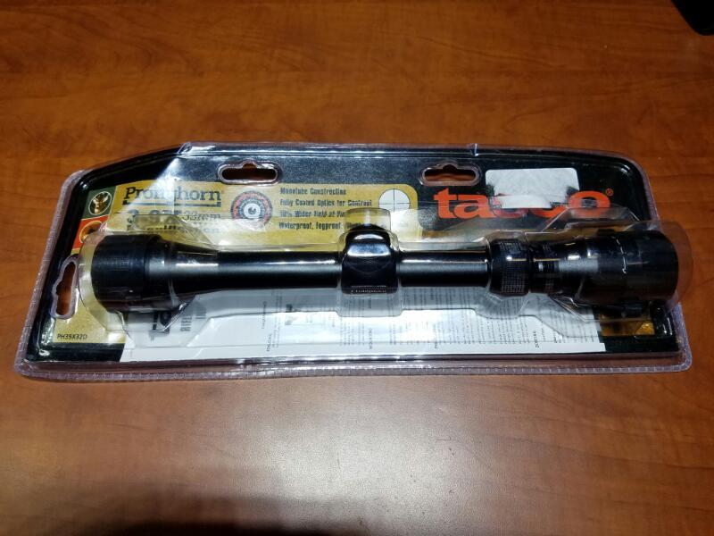 TASCO PRONGHORN PH39X32D