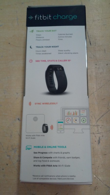 Fitbit Sports Charge