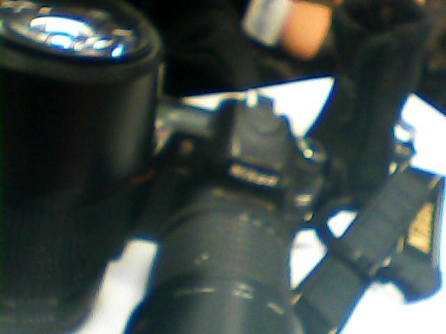 NIKON Digital Camera D80
