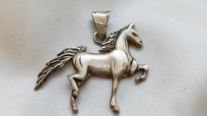 Silver Pendant 925 Silver 6g