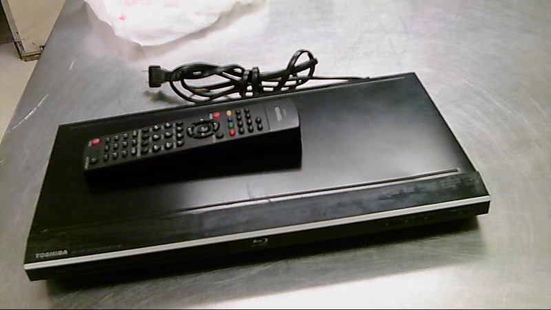 TOSHIBA BLU-RAY PLAYER,REMOTE BDX2150KU