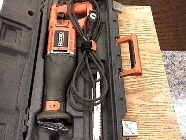 RIDGID TOOLS Reciprocating Saw R3000
