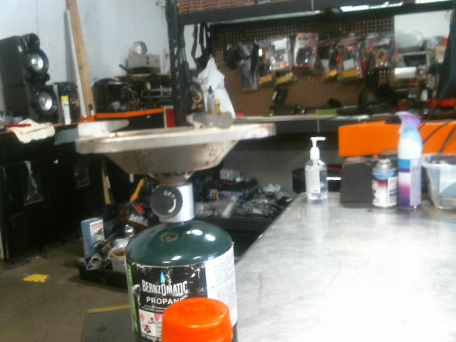 Miscellaneous Tool PROPANE BURNER