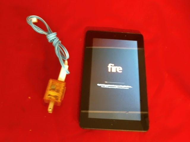 AMAZON Tablet KINDLE FIRE SV98LN
