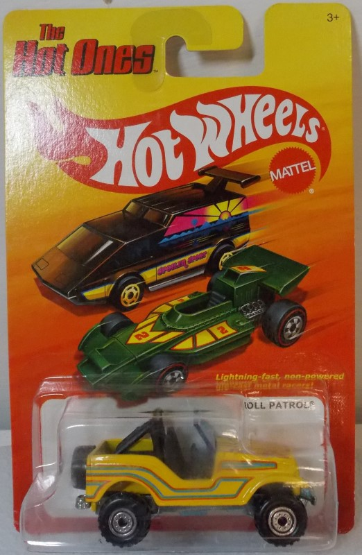 HOT WHEELS: THE HOT ONES, 8 CARS ONLY